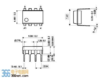 【图】yd2822单声道桥式(btl)应用线路及有关介绍