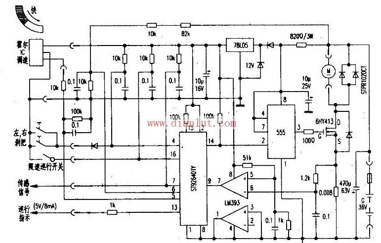 zkc3615mz电动车