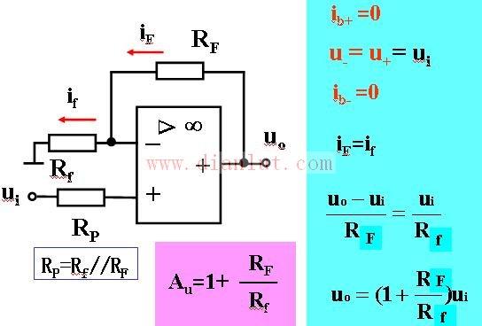 【图】同相比例运放电路原理图 线性放大电路 电路图